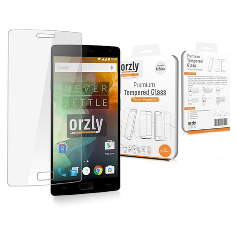 Tempered Glass Screen Protector for OnePlus 2 - Orzly