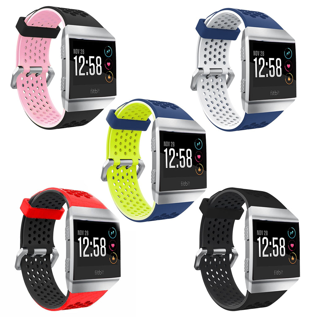 Sport Bands for FitBit Ionic - 5 in 1 Pack - Orzly