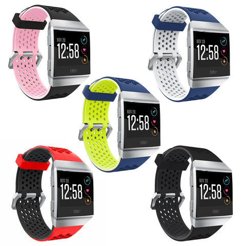 Sport Bands for FitBit Ionic - 5 in 1 Pack