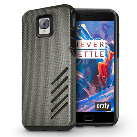 Grip-Pro Case for OnePlus 3 / 3T - Orzly