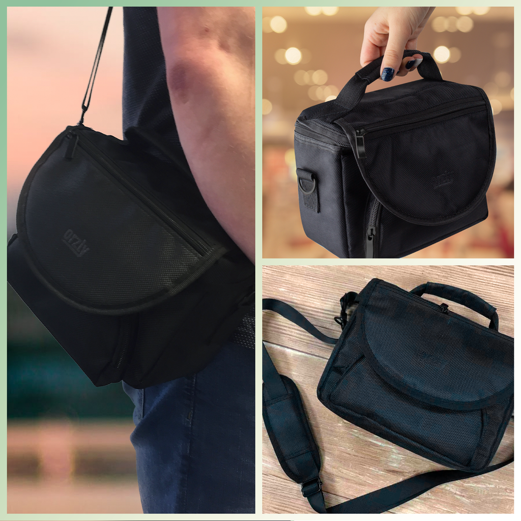 Retro Bag for Mini Consoles - Orzly