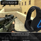 RXH-20 Gaming Headset - Abyss