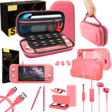 Essential Pack for Nintendo Switch Lite - Coral