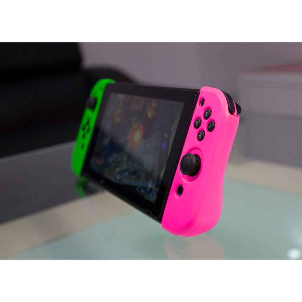 FlexiCase Pack for Nintendo Switch Joy-Cons - Orzly