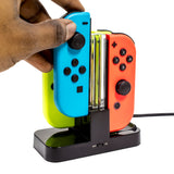 Ultimate Charge Station for Nintendo Switch - Orzly