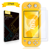 Nintendo Switch Lite Tempered Glass Screen Protector - Orzly
