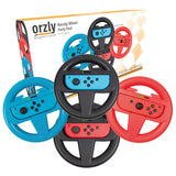Orzly Racing Wheels for Nintendo Switch - Orzly