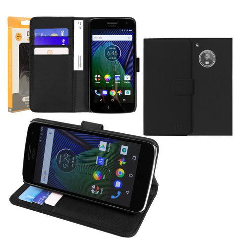 Multifunctional Wallet Case for Moto G5