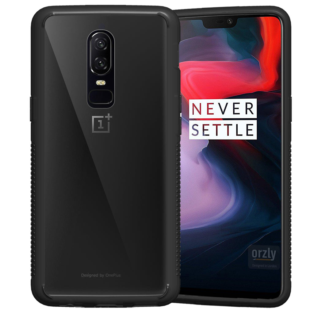 more photos 1f21f b148c Fusion Bumper Case for OnePlus 6