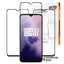 Pro-Fit Tempered Glass Screen Protector For OnePlus 7 - Orzly