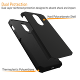 Duo-Armour Case for OnePlus 6T - Orzly