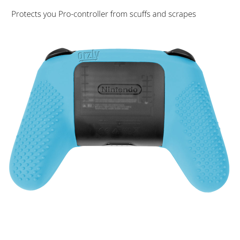 FlexiCase for Nintendo Switch Pro Controller - Orzly