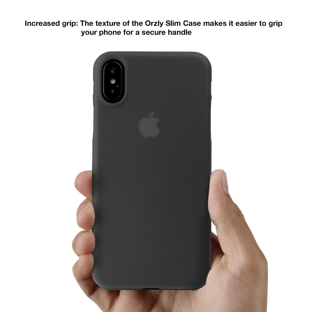 Orzly Slim Case for iPhone X/ Xs - Orzly