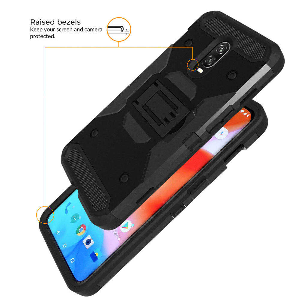 Spartan Case for OnePlus 6T Limited Edition - Orzly