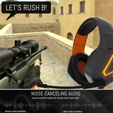 RXH-20 Gaming Headset - Vesuvius - Orzly