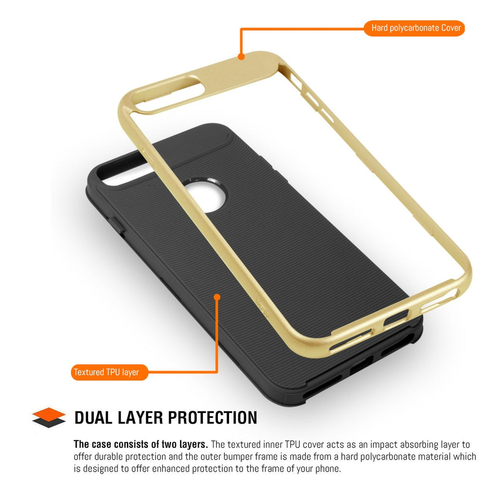 AirFrame Case for iPhone 8/ 7 - Orzly