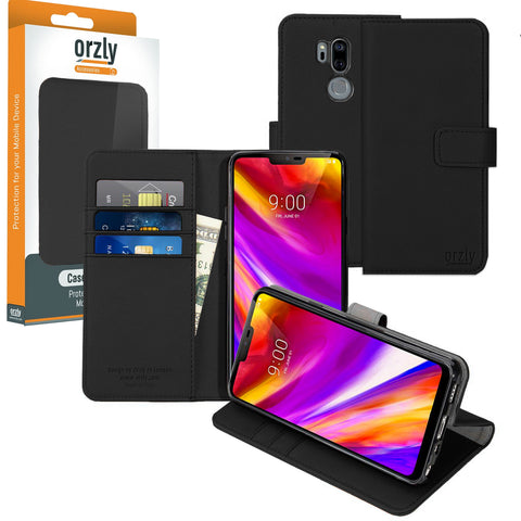 Multifunctional Wallet Case for LG G7
