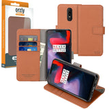 Multifunctional Wallet Case for OnePlus 6