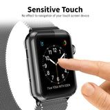 InvisiCase for Apple Watch Series 2 - 3 in 1 Pack - Orzly