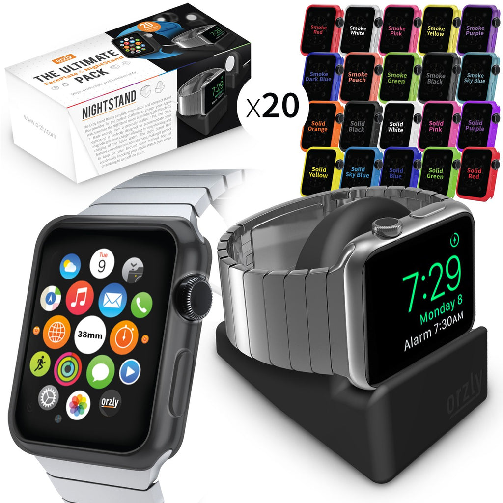 ULTIMATE PACK for Apple Watch - 20 in 1 Pack - Orzly