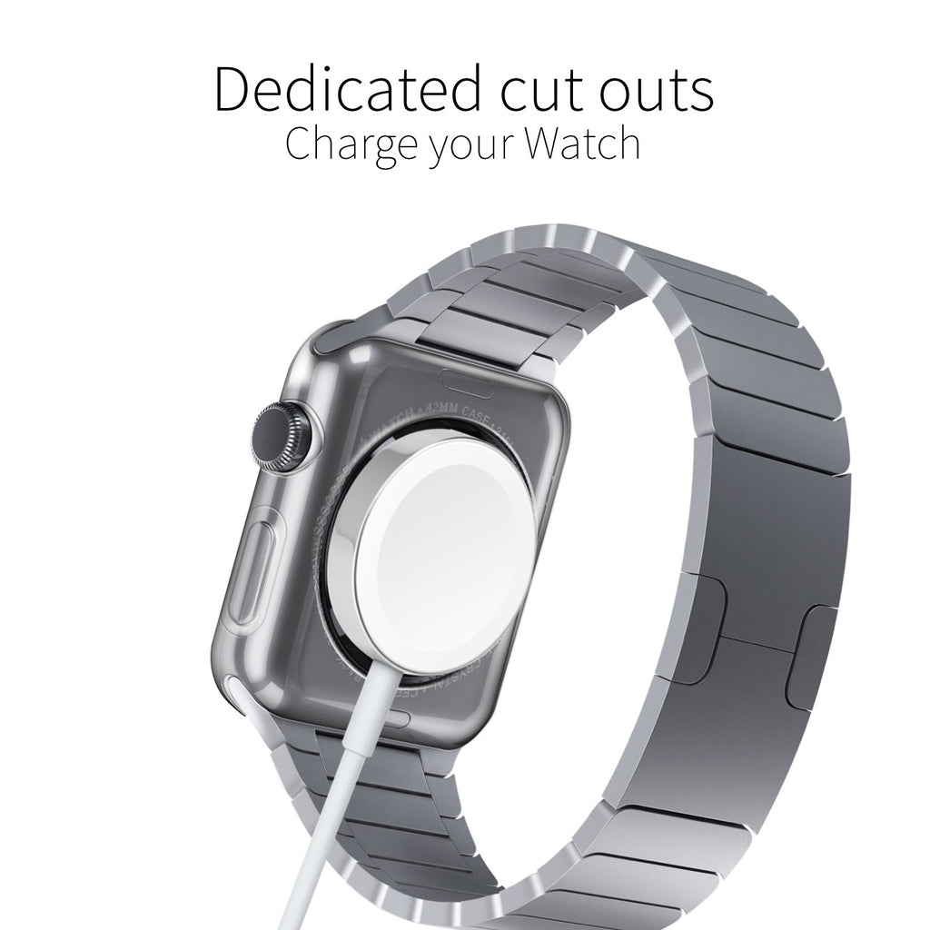Face Plate for Apple Watch - Orzly
