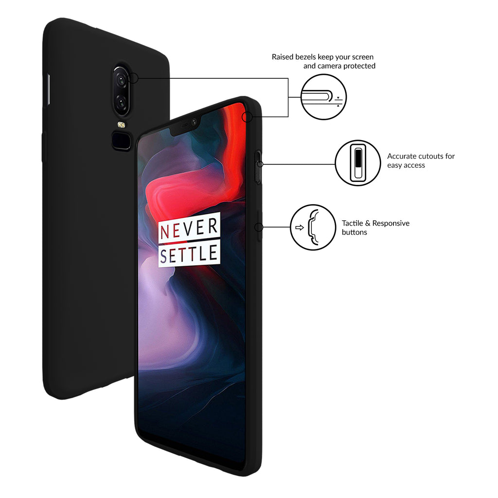 Flexicase for OnePlus 6 - Orzly