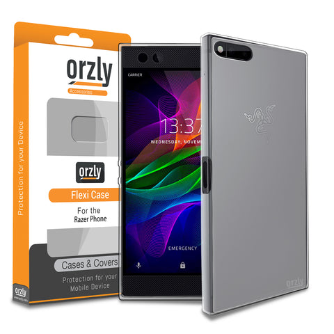 Orzly FlexiCase for Razer Phone