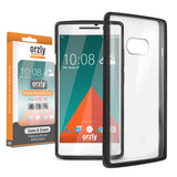 Fusion Bumper Case For HTC 10 - Orzly