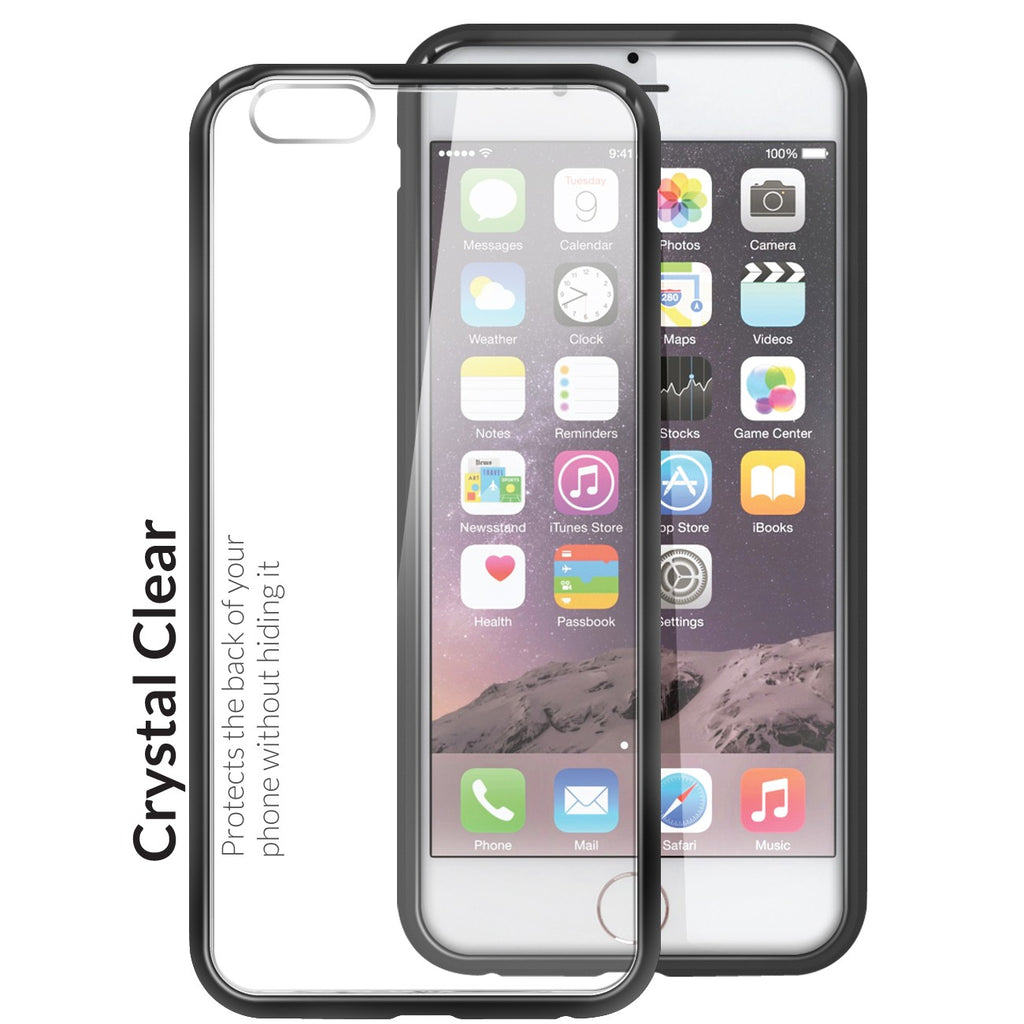 Fusion Bumper Case for iPhone 6s/ 6s+/ 6/ 6+ - Orzly