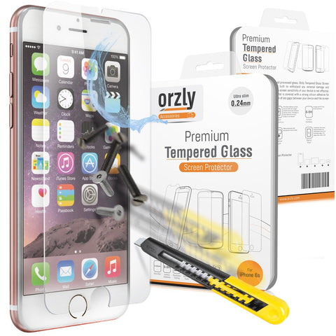 Glass Screen Protector for iPhone 6s/ 6s+/ 6/ 6+