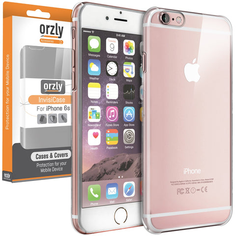 Orzly InvisiCase for iPhone 6s/ 6s+/ 6/ 6+ - Orzly