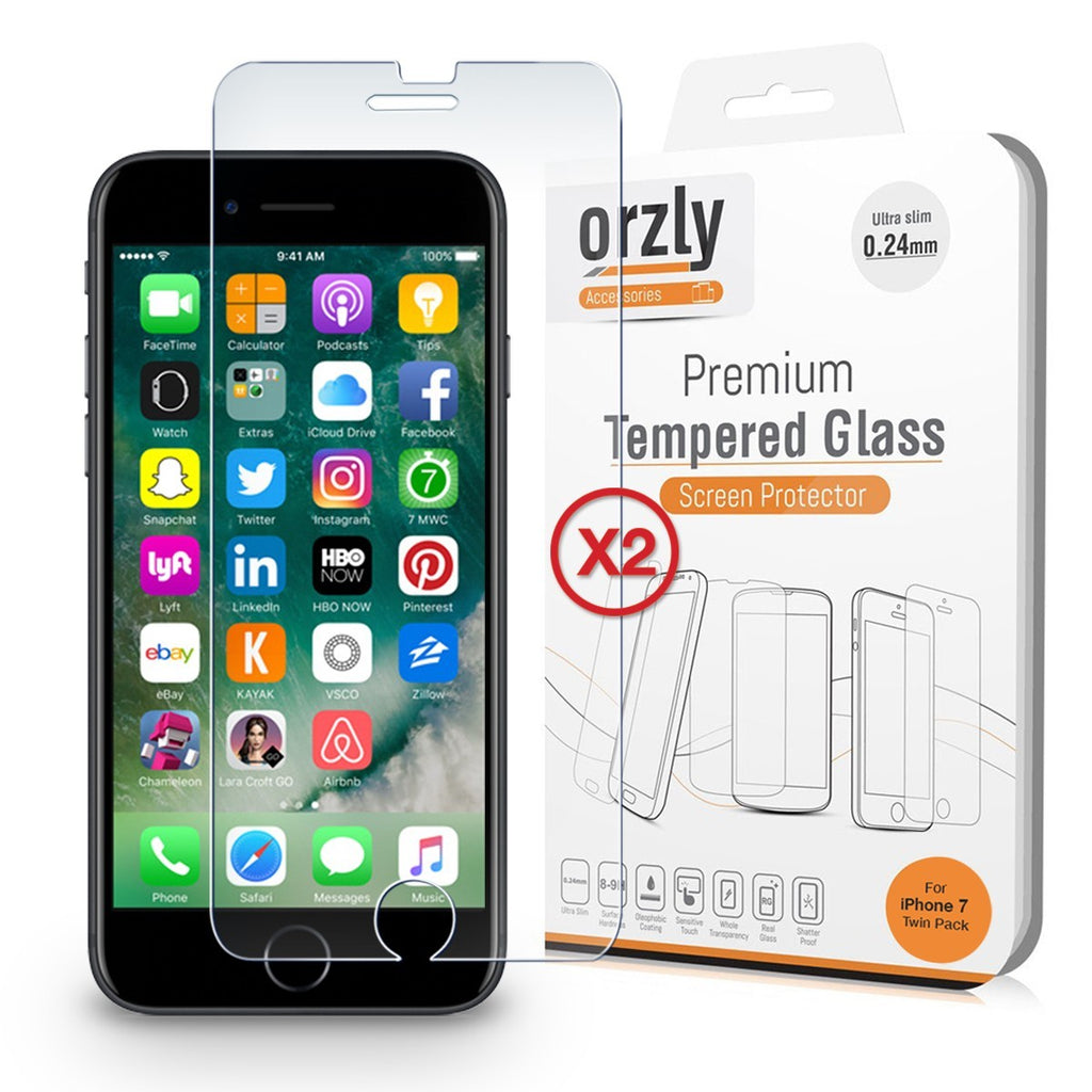 Essential Pack for iPhone 8/ 7 - Orzly