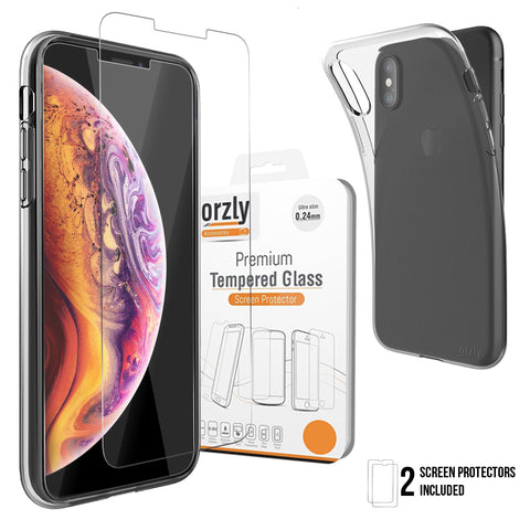 iPhone X/ Xs Screen & Case Pack