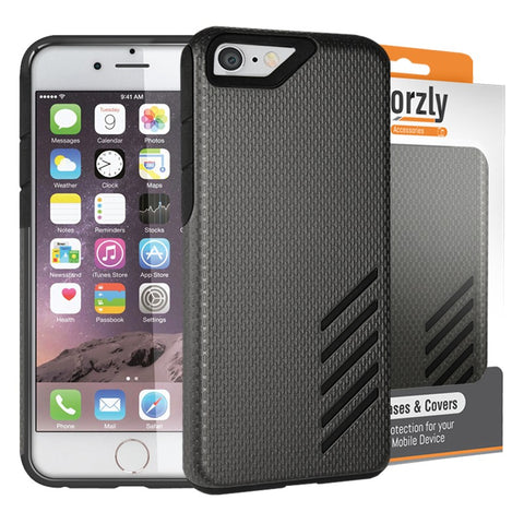 Orzly Grip-Pro Case for iPhone 6s / 6s+/ 6/ 6+ - Orzly