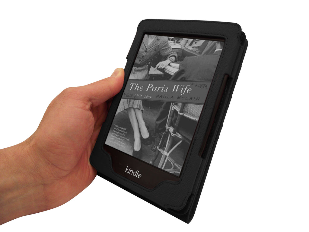 Luxfolio Stand Case for Amazon Kindle - Orzly