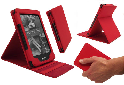 Luxfolio Stand Case for Amazon Kindle