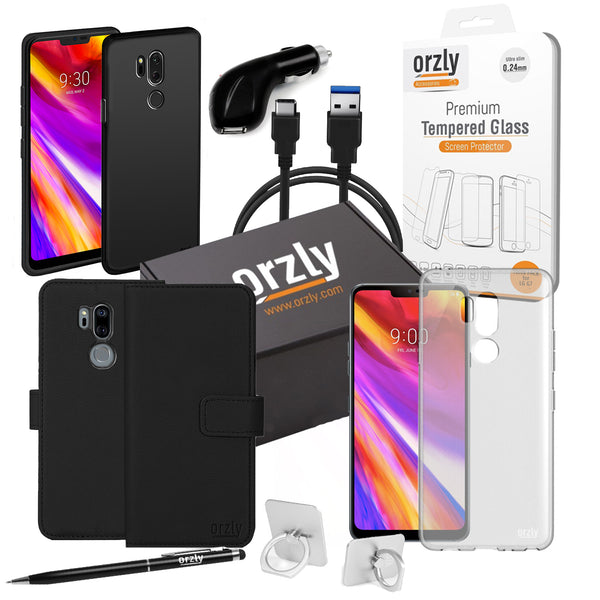 Essential Pack For LG G7 Thinq