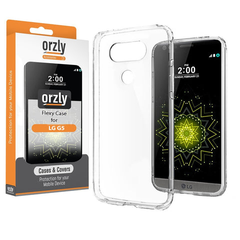 Orzly FlexiCase for LG G5 - Orzly