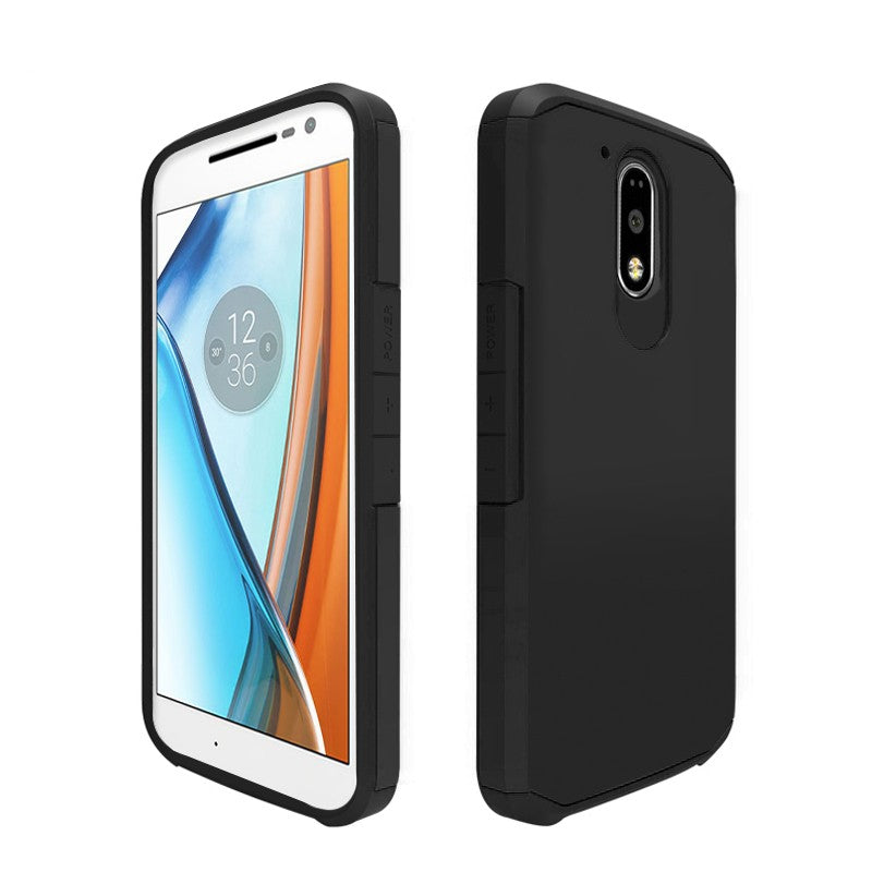 Duo-Armour Case for Moto G4 /G4 Plus - Orzly