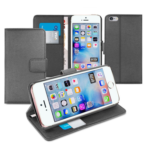 Multifunctional Wallet Case for iPhone SE