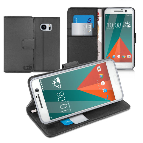 Multifunctional Wallet Cases for HTC10 - Orzly