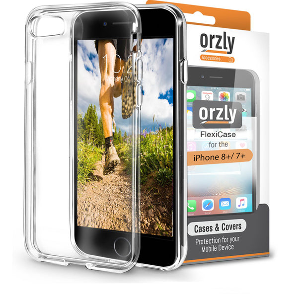 Orzly FlexiCase for iPhone 8+/ 7+ - Orzly