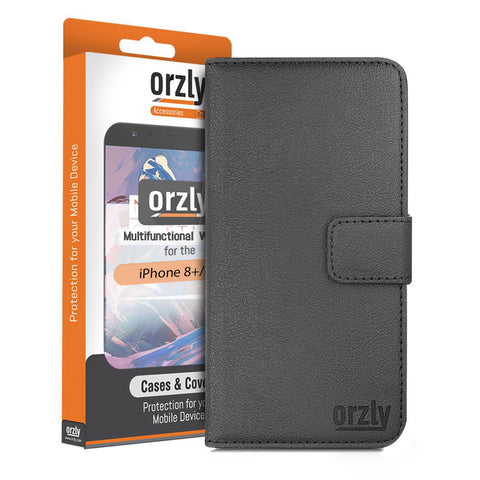 Orzly Multifunctional Wallet Case for iPhone 8+/ 7+ - Orzly
