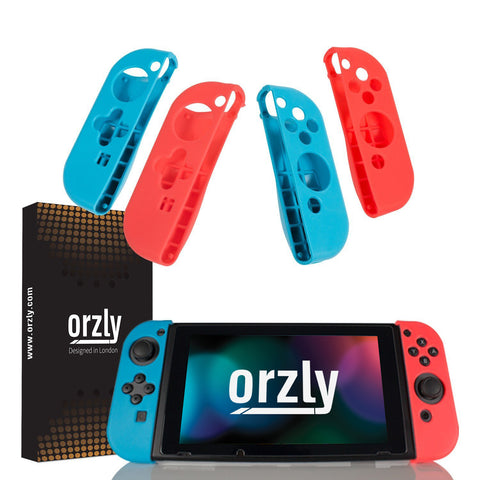 FlexiCase Pack for Nintendo Switch Joy-Cons