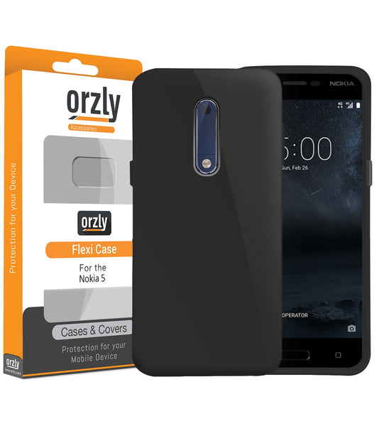 FlexiCase for Nokia 5 - Orzly