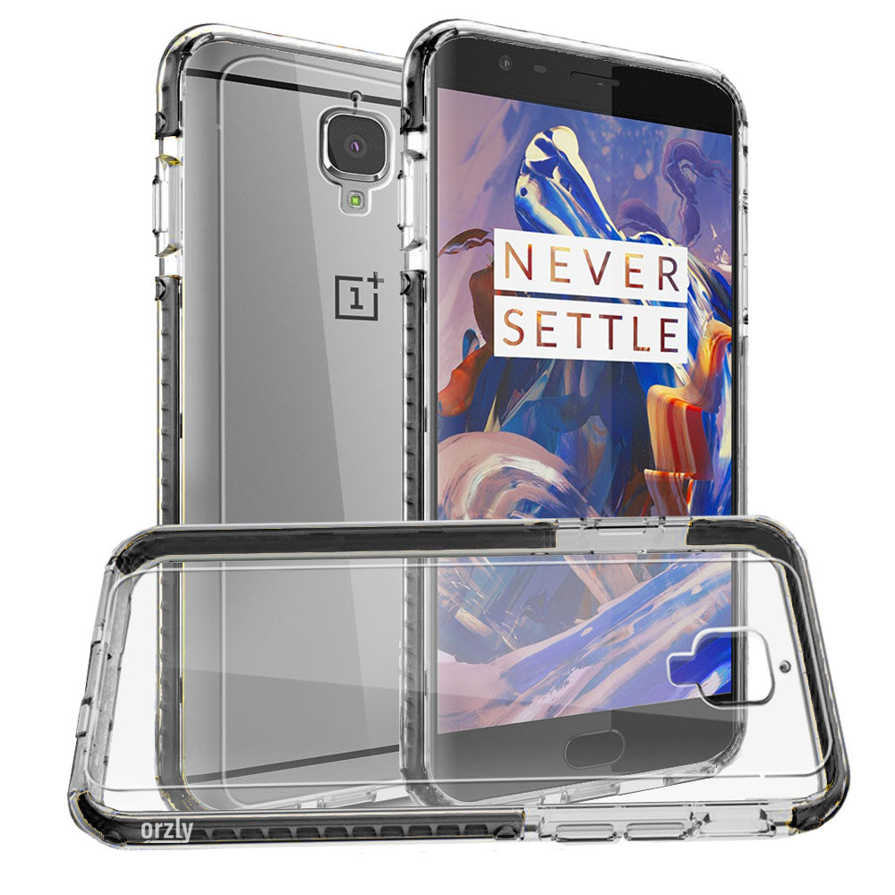 wholesale dealer b66fe 4bb9c Fusion Bumper Case for OnePlus 3 / 3T