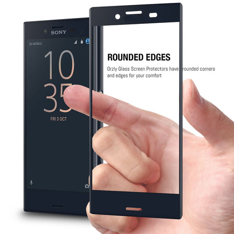 Pro-Fit Tempered Glass Screen Protector for Xperia X Compact