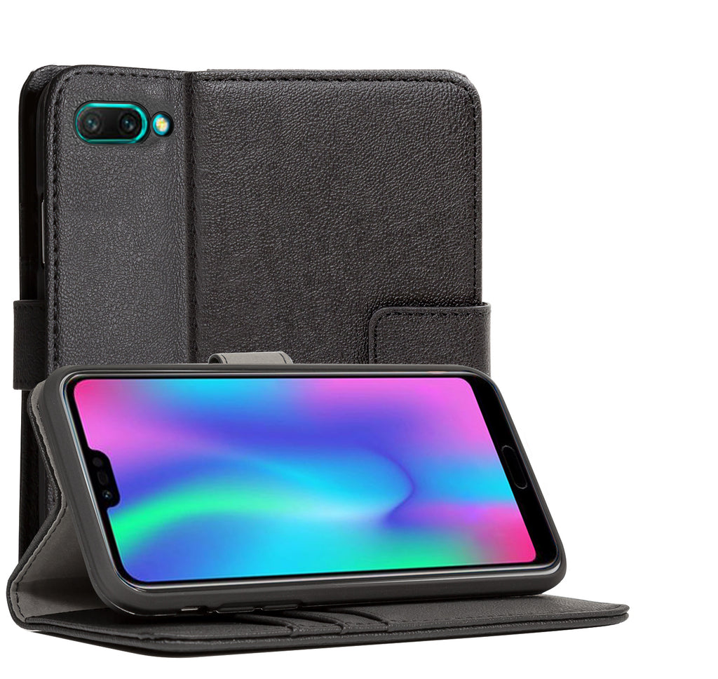 Multifunctional Wallet Case for Honor 10 - Orzly