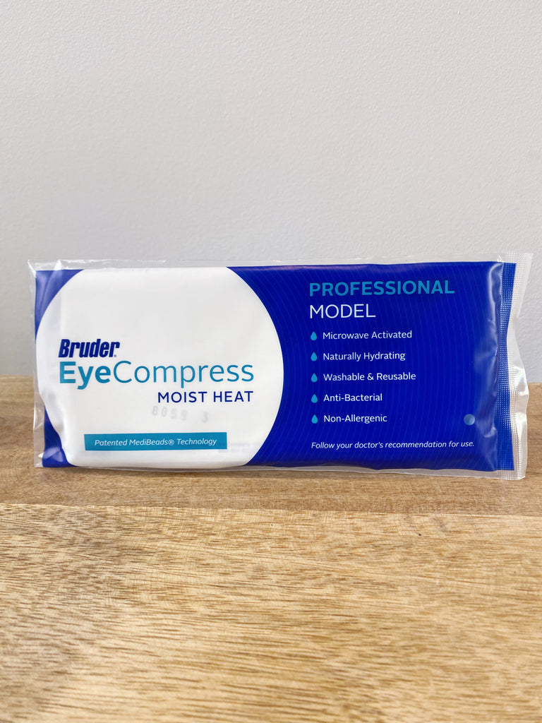 Bruder Eye Compress front - Dry Eye Treatment
