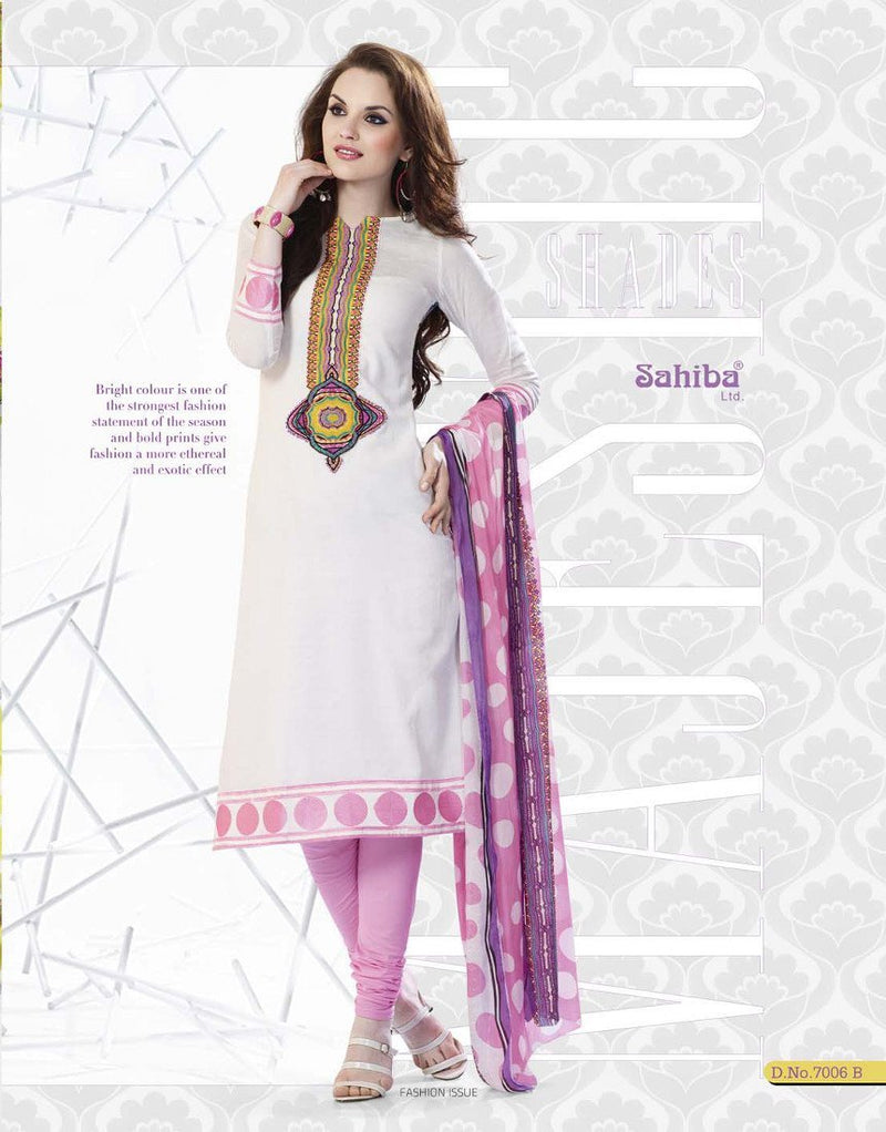 Sahiba - Essenza 2014 suit 7006B